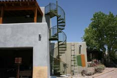 Spiral Staircases 7