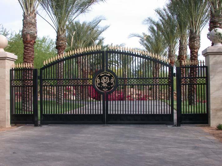 Gallery Grand Entry Gates Freitag S Custom Iron